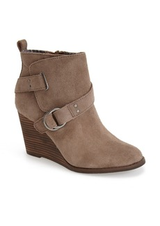 Lucky Brand 'Yerik' Wedge Bootie (Women)