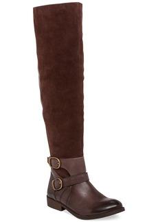Lucky Brand Zosha Over-The-Knee Boots