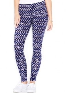 Lucky Lotus by Lucky Brand Printed Active Leggings