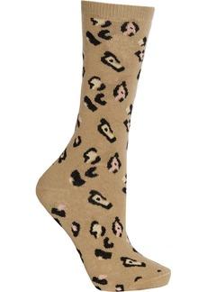 M Missoni Animal-print cotton-blend socks