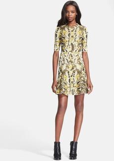 M Missoni Chameleon Jacquard Knit Dress