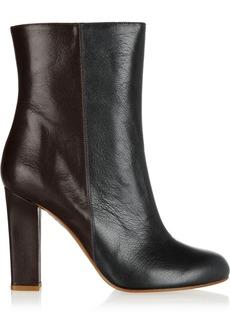 M Missoni Color-block leather boots