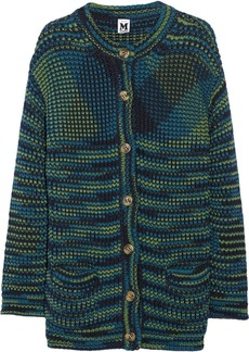 M Missoni Cotton and wool-blend jacket