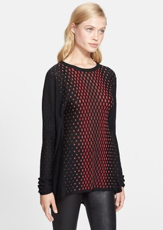 M Missoni Dash Knit Tunic Top