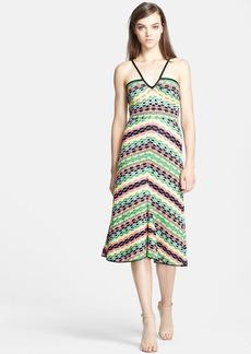 M Missoni Geo Stripe Midi Dress