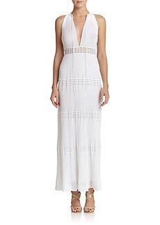 M Missoni Grecian Maxi Dress