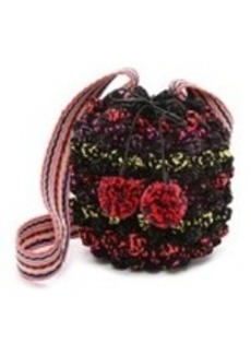 M Missoni Knit Sling Bag