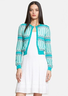 M Missoni Long Sleeve Cardigan
