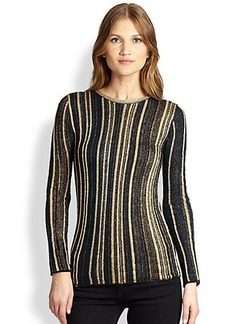 M Missoni Lurex Striped Top
