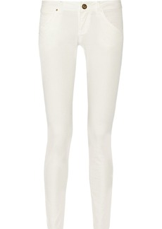 M Missoni Mid-rise straight-leg jeans