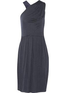 M Missoni Modal and wool-blend dress