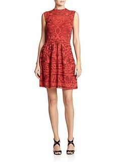 M Missoni Printed Sleeveless Dress