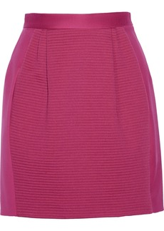 M Missoni Stretch-wool mini skirt