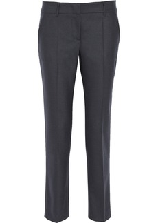 M Missoni Stretch-wool straight-leg pants