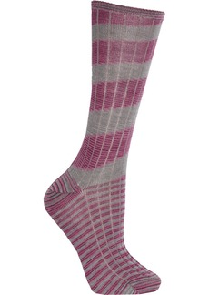 M Missoni Striped wool-blend socks