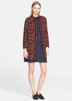 M Missoni Tweed Knit Coat