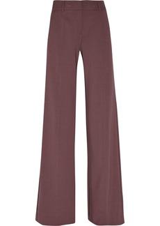 M Missoni Twill wide-leg pants