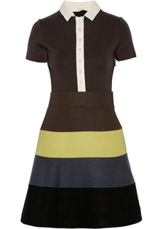 M Missoni Wool-blend felt dress