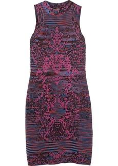 M Missoni Wool-blend mini dress