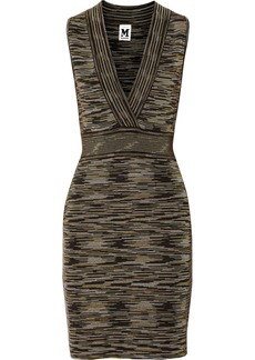 M Missoni Wool-blend mini dress