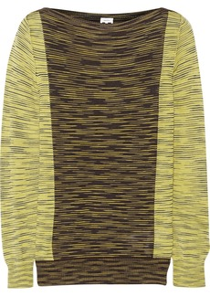 M Missoni Wool-blend top
