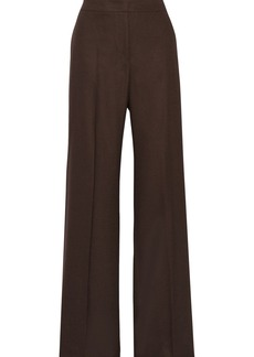 M Missoni Wool-blend wide-leg pants