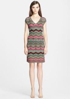 M Missoni Zigzag Stripe Dress
