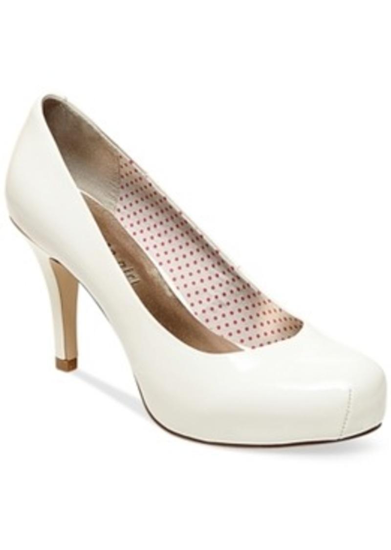Madden Girl Women S Cactuss Boots: Madden Girl Madden Girl Getta Platform Pumps Women's Shoes
