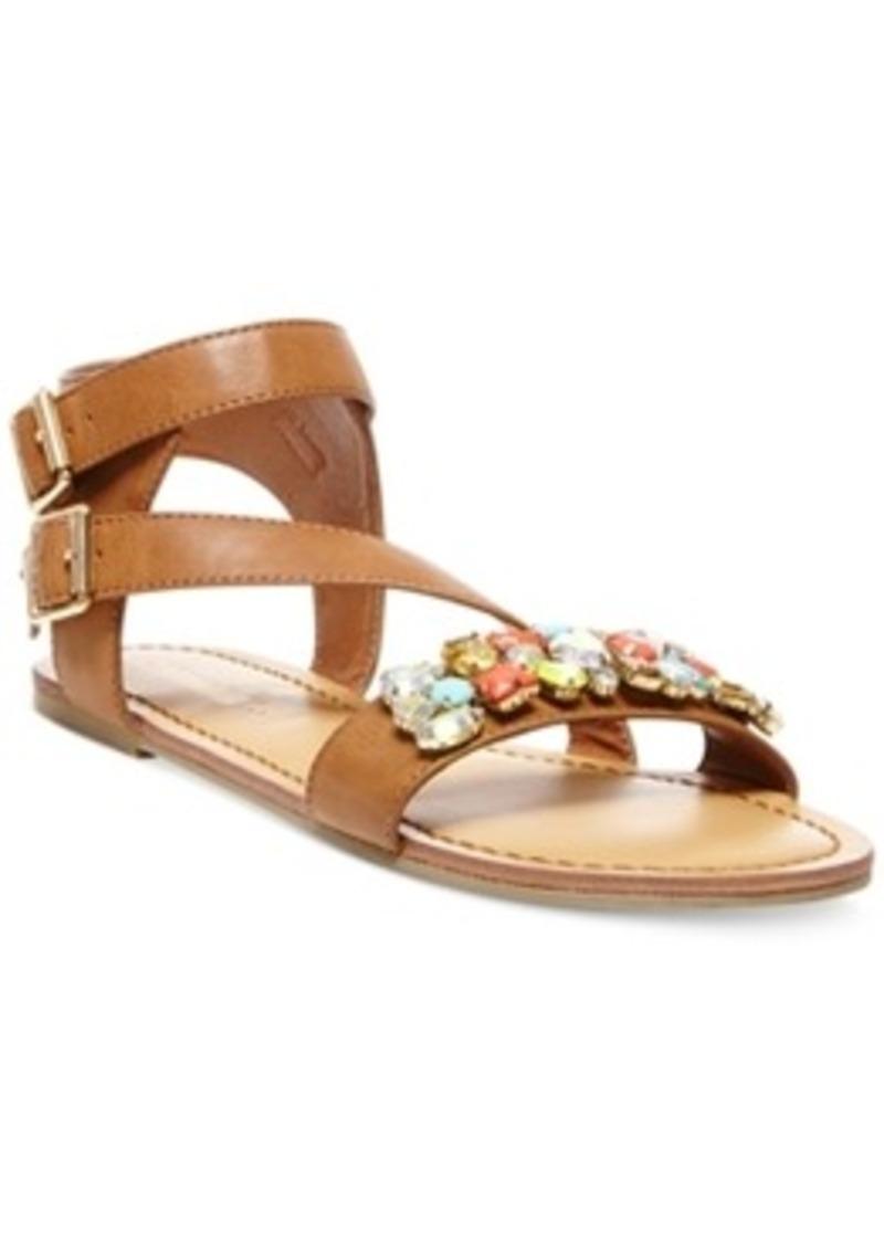 Madden Girl Women S Cactuss Boots: Madden Girl Madden Girl Kandis Flat Sandals Women's Shoes
