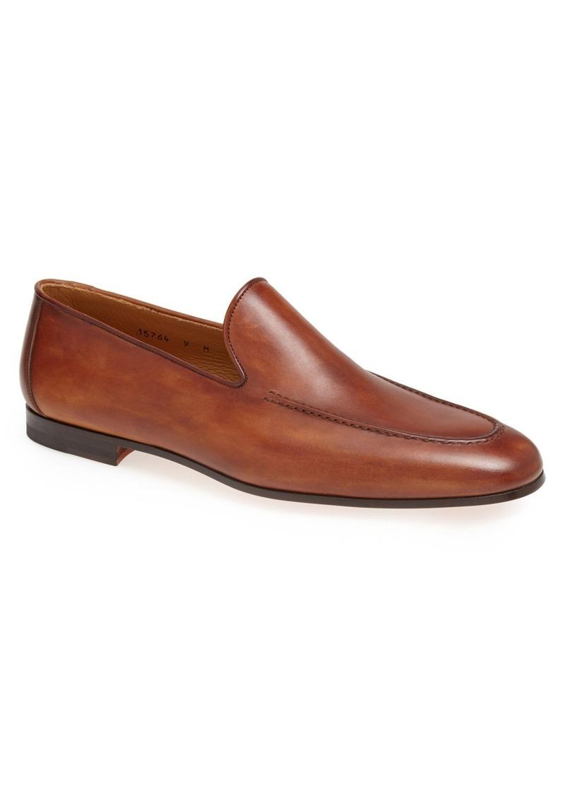 All Sales : Magnanni Shoes Sale (Men's) : Magnanni Apron Toe Slip