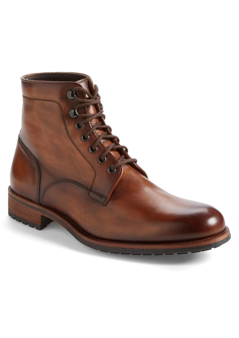 Magnanni Magnanni Marcelo Plain Toe Boot Men Shoes