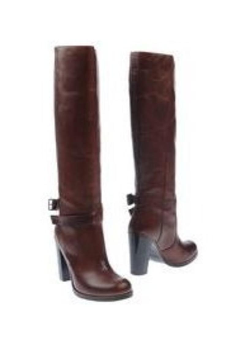 maison martin margiela mm6 by maison margiela boots shoes shop it to me. Black Bedroom Furniture Sets. Home Design Ideas