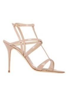 Manolo Blahnik Amedea T-strap Sandals