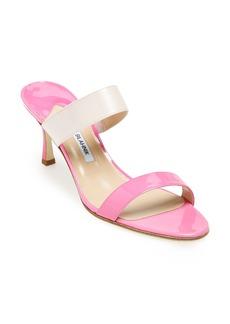 Manolo Blahnik 'Angufac' Sandal (Women)