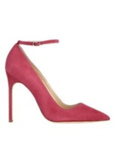 Manolo Blahnik Ankle-Strap BB Pumps