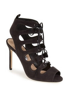 Manolo Blahnik 'Attal' Lace-Up Sandal (Women)