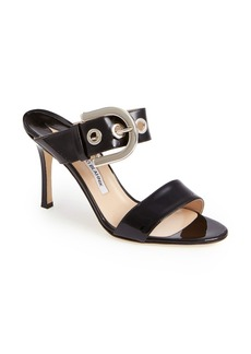 Manolo Blahnik 'Bila' Slide Sandal