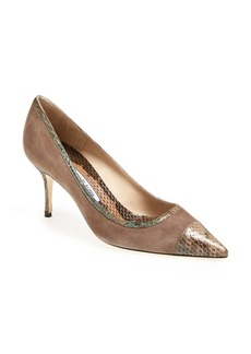 Manolo Blahnik 'Bottera' Pointy Toe Pump