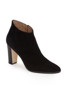 Manolo Blahnik 'Brusta' Almond Toe Ankle Boot (Women)