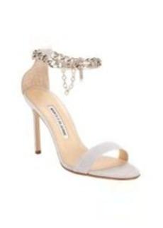 Manolo Blahnik Chaos Chain Sandals