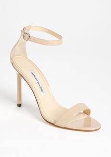 Manolo Blahnik 'Chaos Cuff' Sandal (Women)
