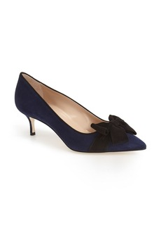 Manolo Blahnik 'Contina' Pointy Toe Pump (Women)