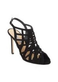 Manolo Blahnik Dance2 Caged Slingback Sandals