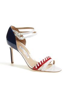 Manolo Blahnik 'Diverte' Sandal (Women)