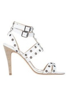 Manolo Blahnik Embellished Ming Gladiator Sandals