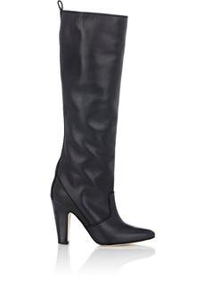 Manolo Blahnik Kokana Knee Boots