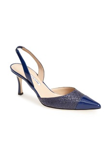 Manolo Blahnik 'Latto' Slingback Pump (Women)