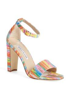 Manolo Blahnik 'Lauratopri' Sandal (Women)