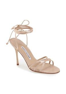 Manolo Blahnik 'Leva' Sandal (Women)