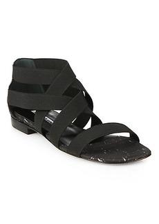 Manolo Blahnik Multi-Strap Sandals